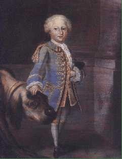 Nicolas Ferry, dit Bébé, 1741 - 1764, est un nain qui fut élevé à la cour de Stanislas, duc de Lorraine, et dont la renommée se répandit dans toute l'Europe.