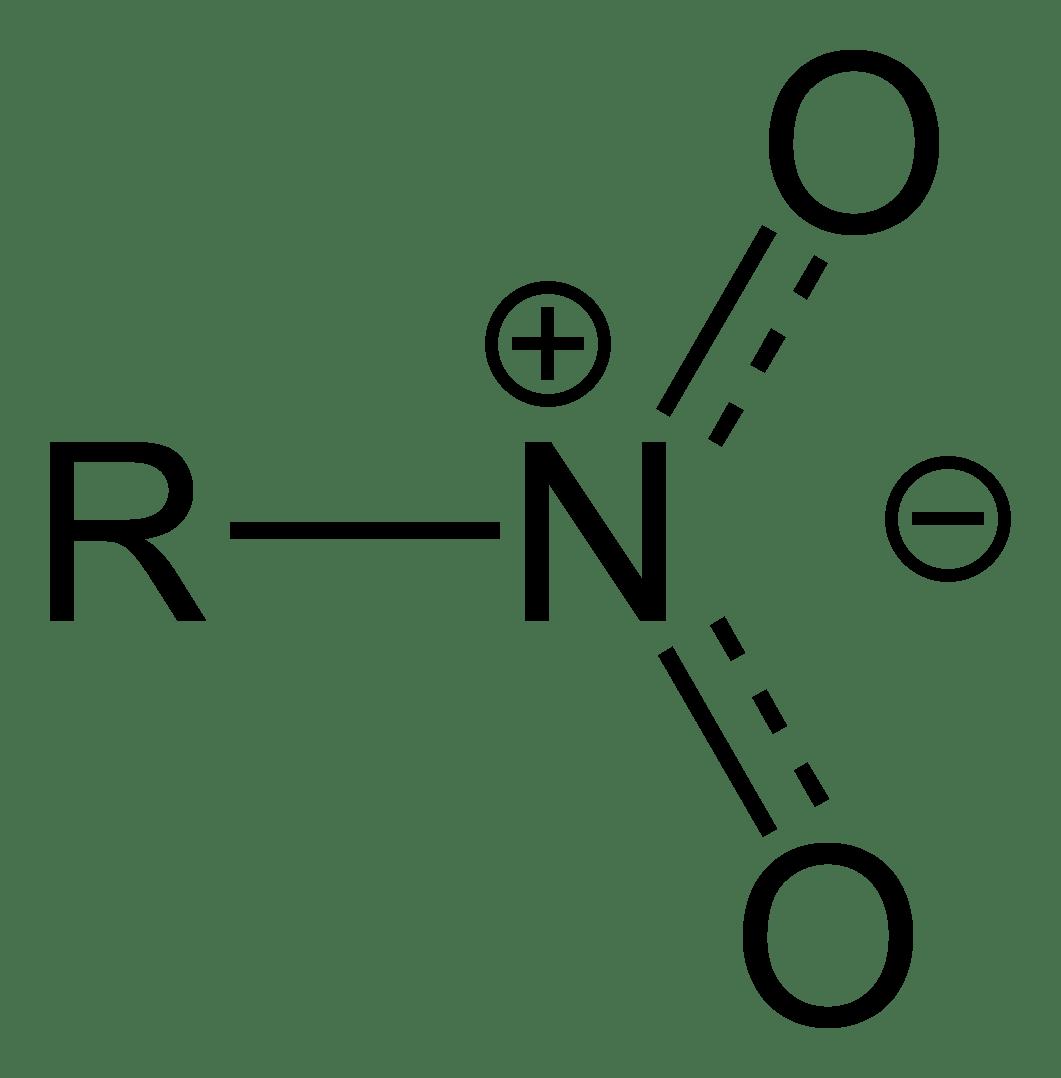 Nitro jedinjenje — Википедија, слободна енциклопедија