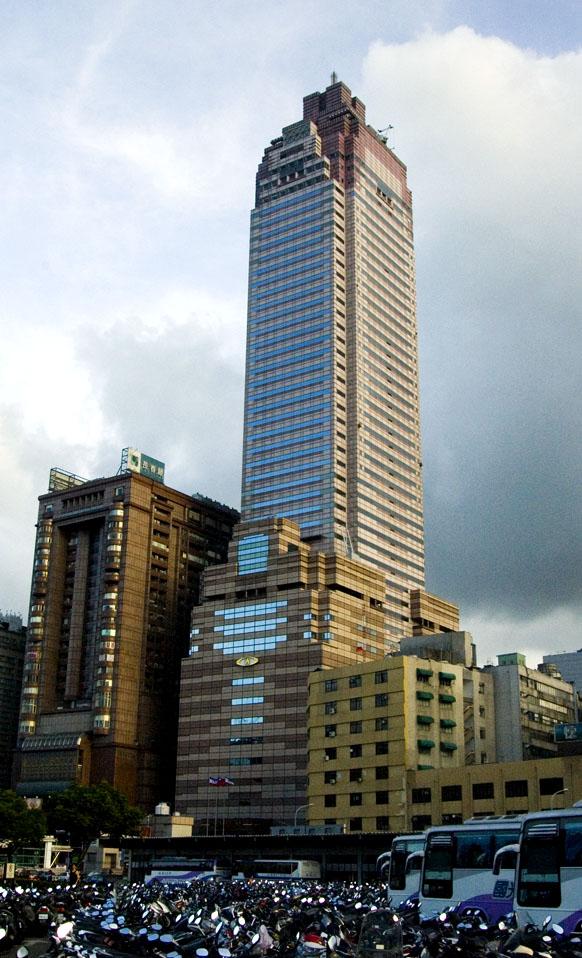Shin Kong Life Tower  Wikipedia