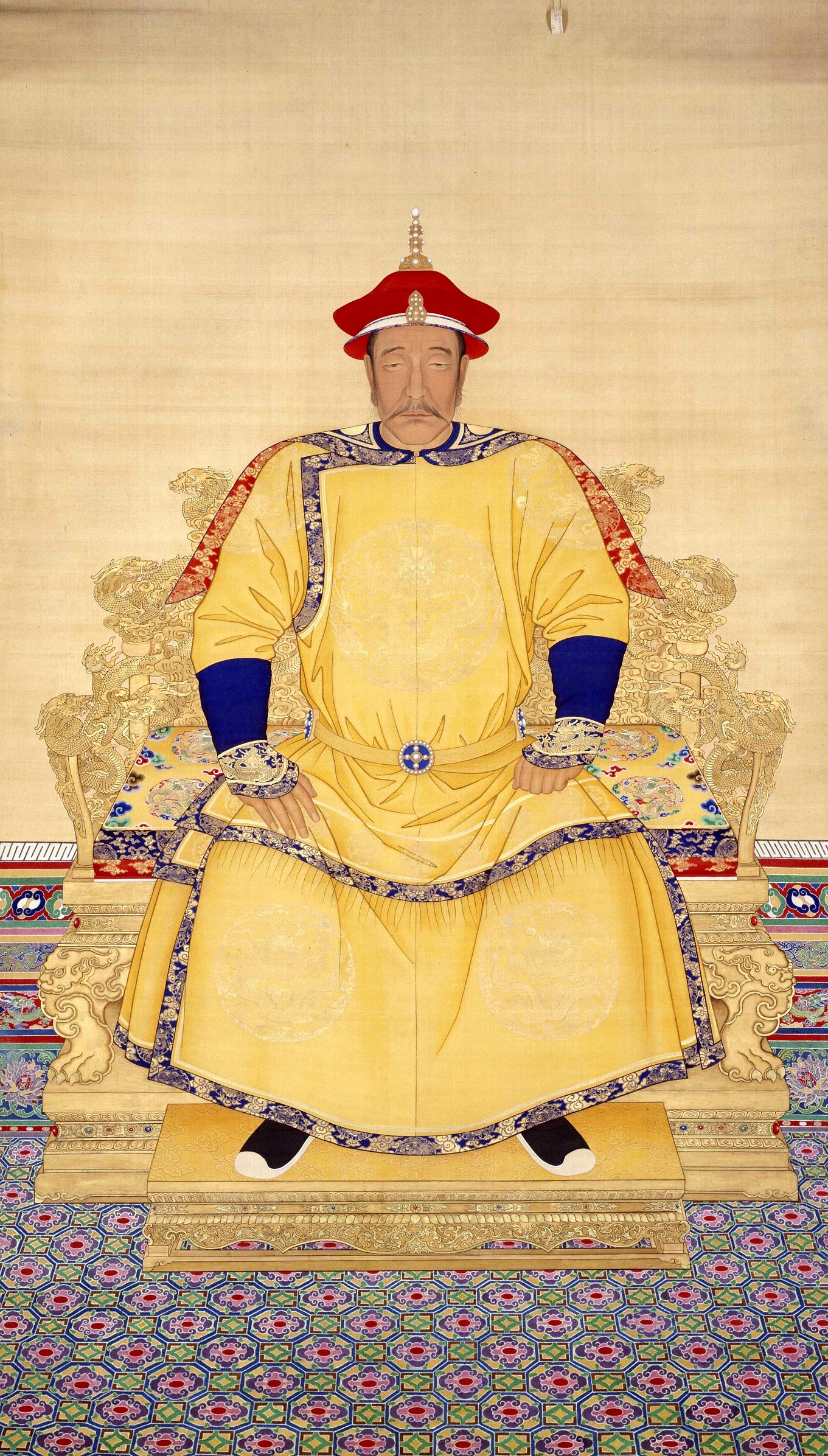 Chinese Emperors Of The Qing Dynasty Belong To