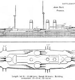 file courbet class diagrams brasseys 1912 jpg [ 1200 x 769 Pixel ]