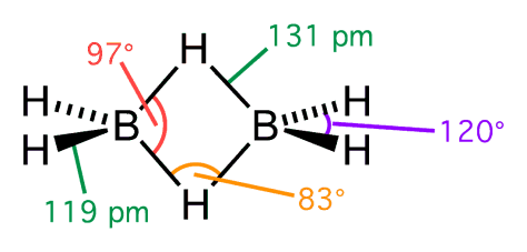 Znalezione obrazy dla zapytania B2H6