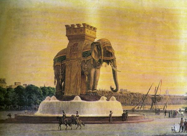 Lphant De La Bastille - Wikiwand