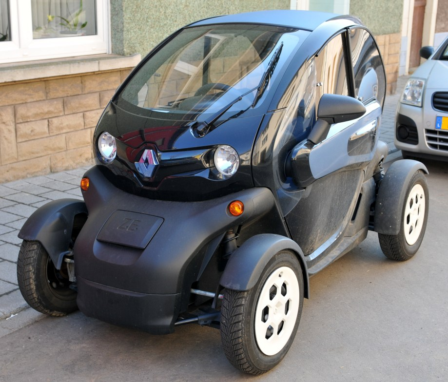 Resultado de imagen para Renault Twizy
