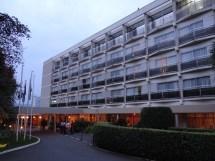 Hotel Des Mille Collines Kigali Rwanda