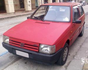 File:Fiat Uno CS frontjpg  Wikimedia Commons