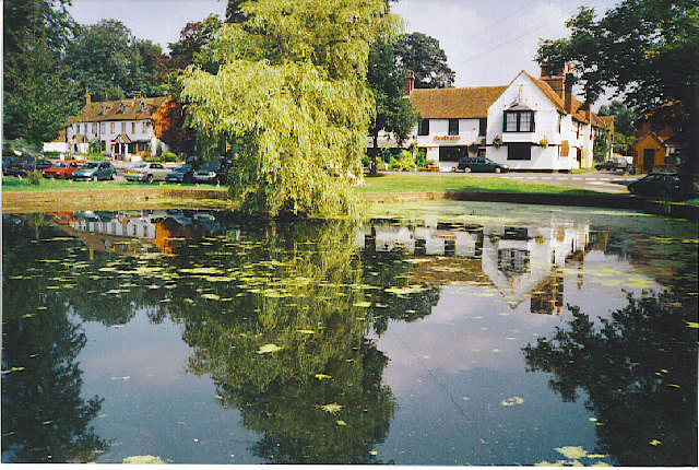 File:Godstone Village Pond - geograph.org.uk - 105018.jpg