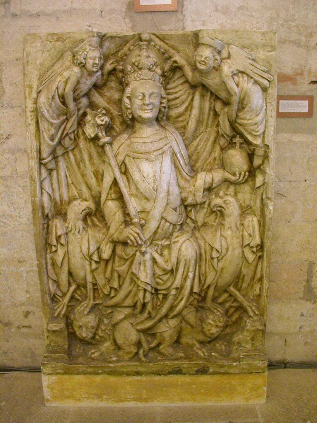 Louis IV de Bavière palais des papes.jpg