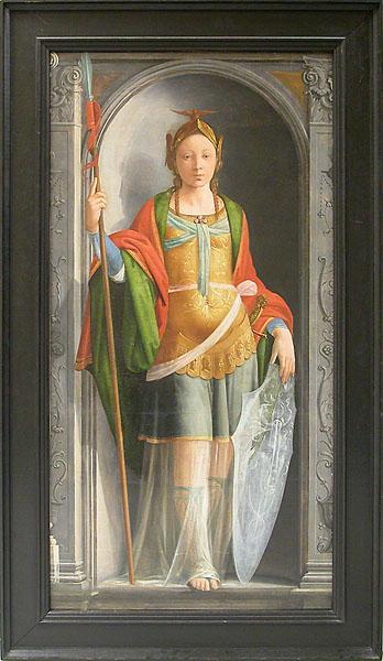 Minerva Fra Bartolomeo  Wikipedia