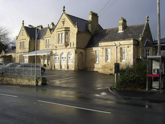 Morpeth Railway Station Wikipedia