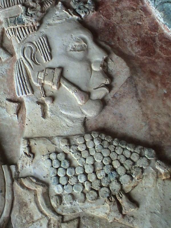 Ancient Mayan Art Alien Ruins