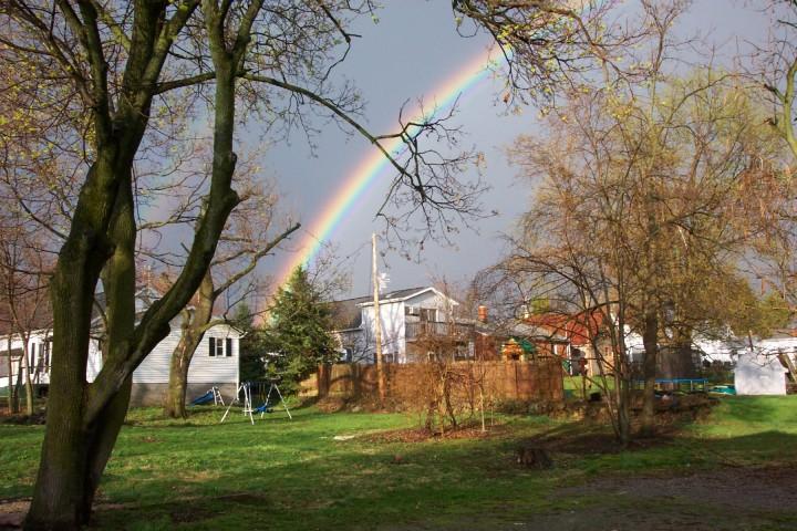 English: Rainbow.