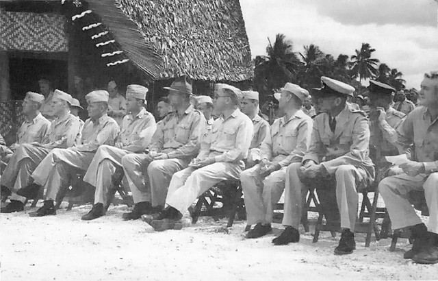 File:The High Command Assembled on Guadalcanal in 1943.jpg