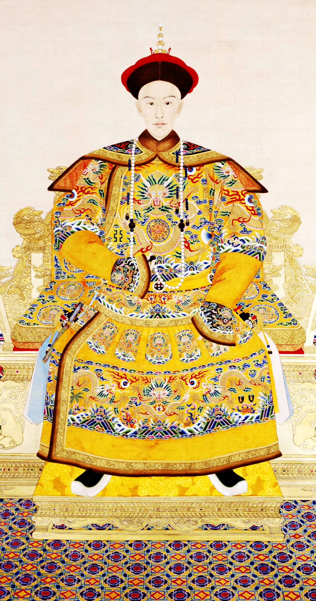 List Of Emperors Of The Qing Dynasty