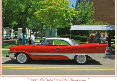 1957 Desoto Fireflite For Sale