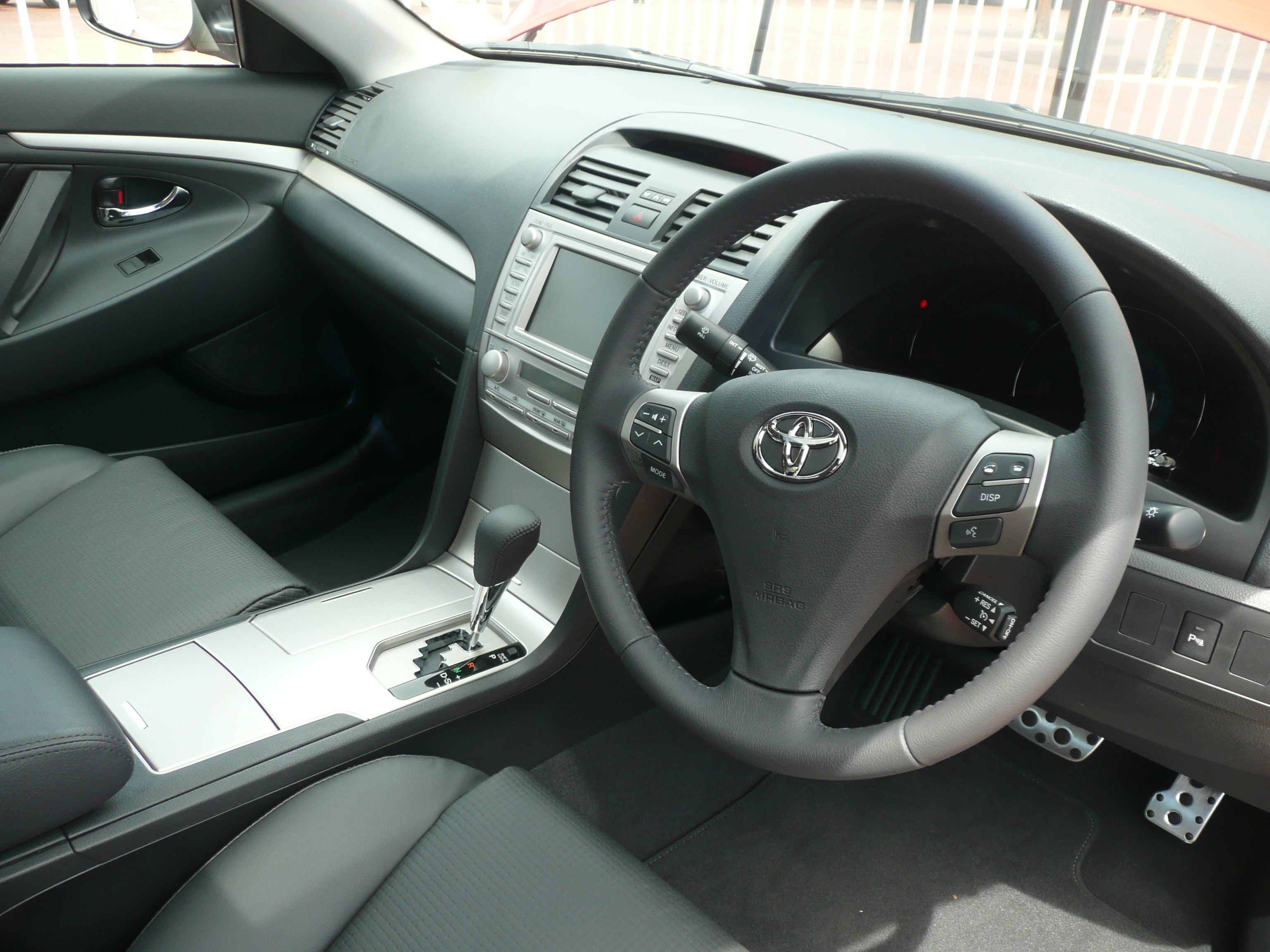 toyota yaris trd sportivo manual 2012 2014 file 2008 aurion gsv40r zr6 sedan