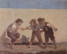 Enrico Pollastrini - Il gioco della buchetta