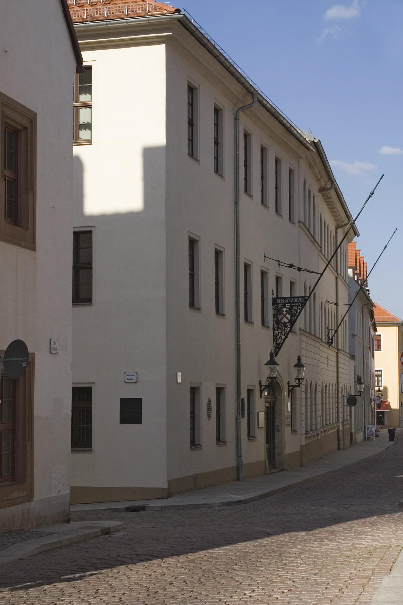 Hauptgebäude BAF, Quelle: Wikipedia