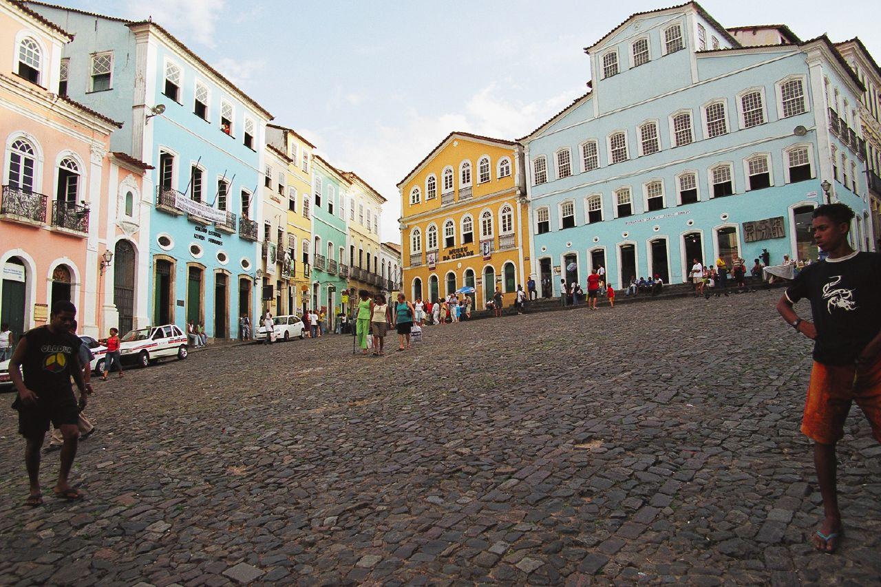 House Jorge Amado Pelourinho Salvador Bahia