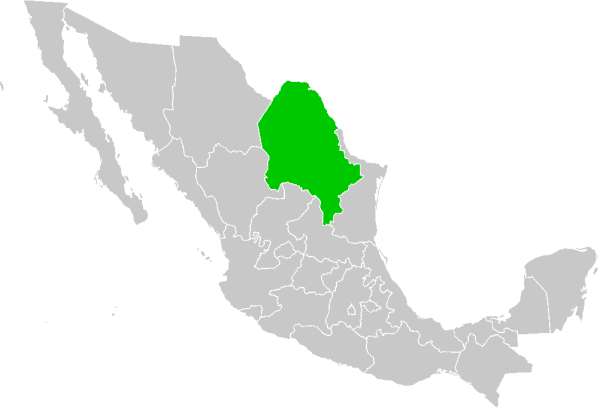 Estado de Nuevo León y Coahuila Wikipedia la
