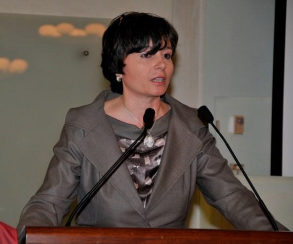 Maria Chiara Carrozza - Wikipedia