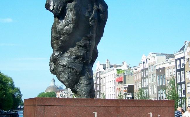File Multatuli Hans Bayens Torensluis Amsterdam Jpg