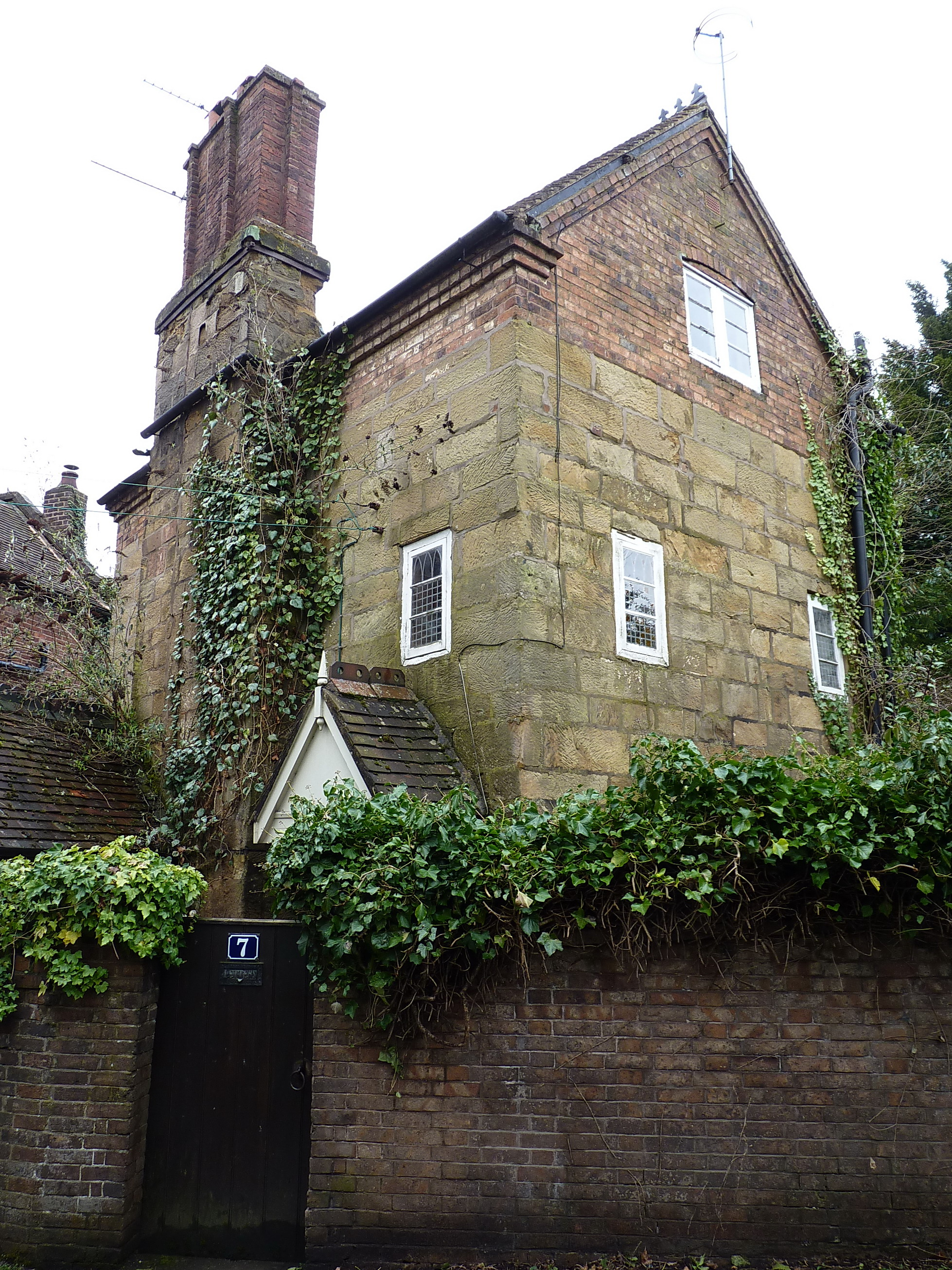 File:7 Church Street, Madeley.jpg - Wikimedia Commons