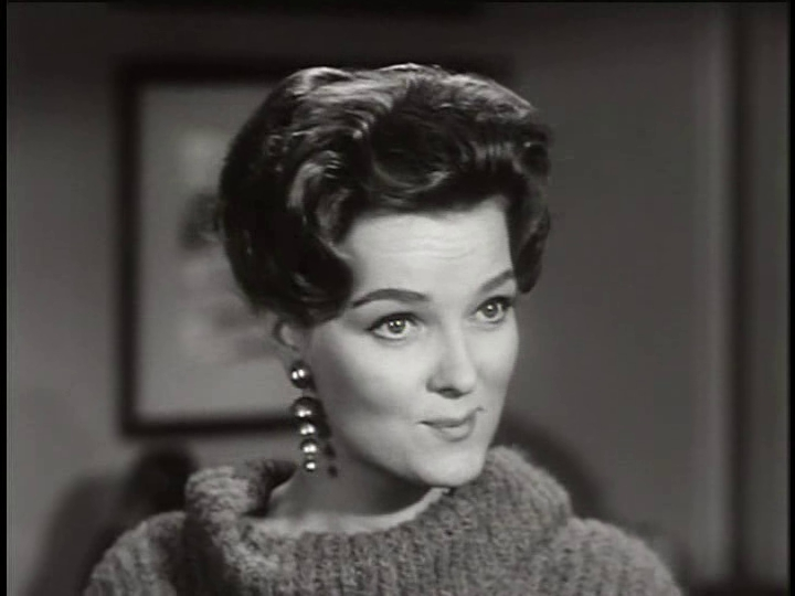 Actress Betsy Jones-Moreland in episode