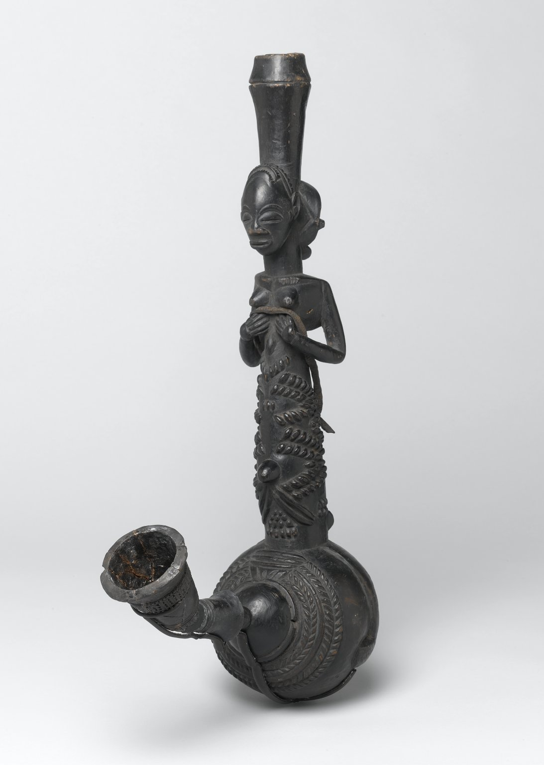 hight resolution of file brooklyn museum 22 1108a b water pipe 2 jpg