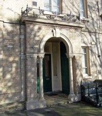 File:Doorway - Dykes House, Hessle - geograph.org.uk ...