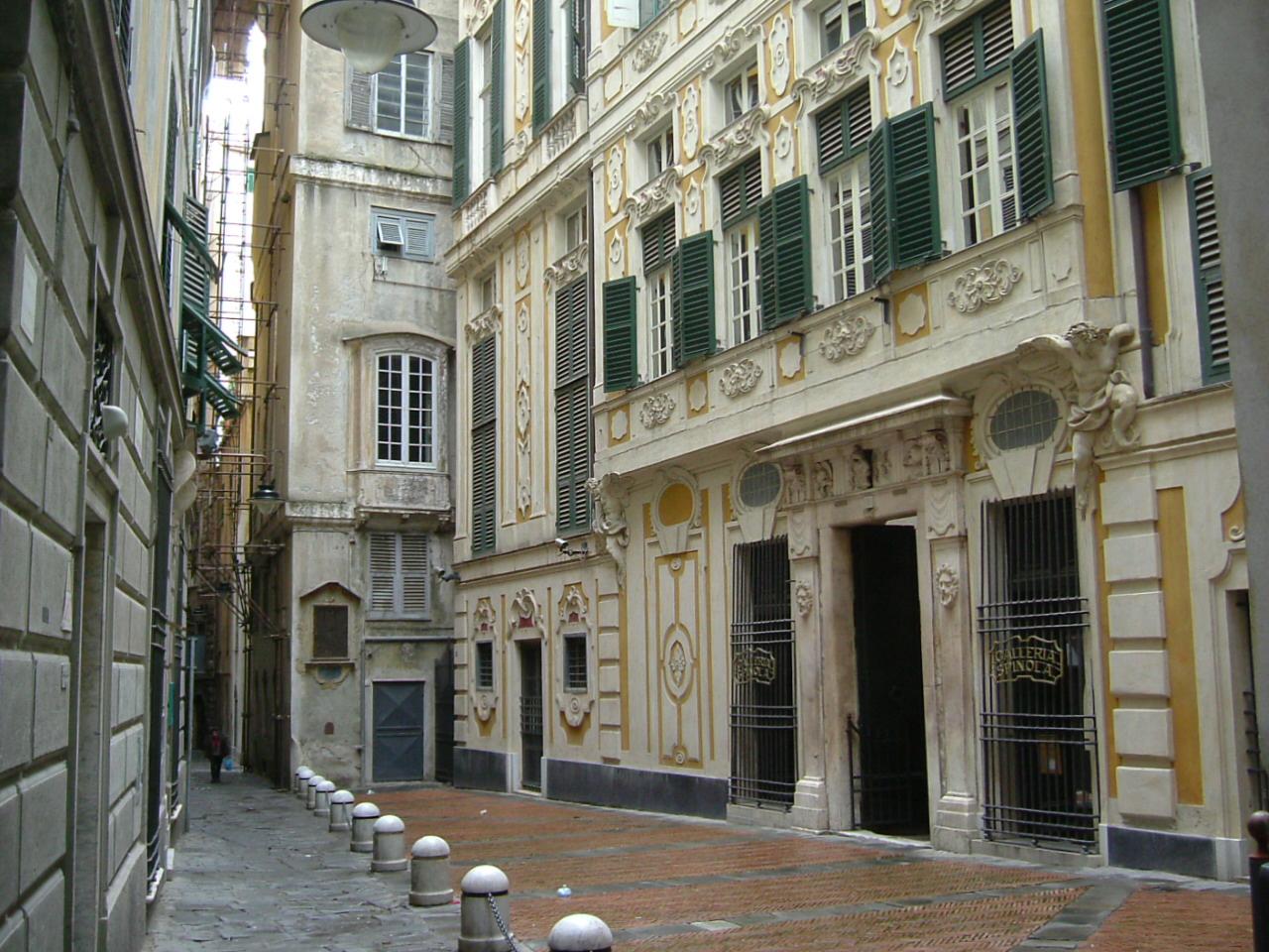 genova vicoli centro storico
