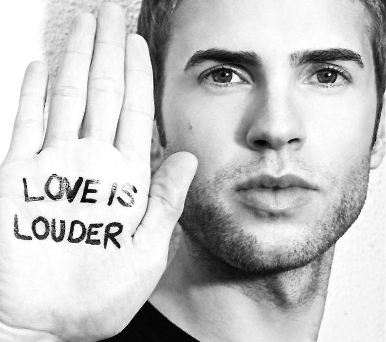 Shane Bitney Crone Love is Louder