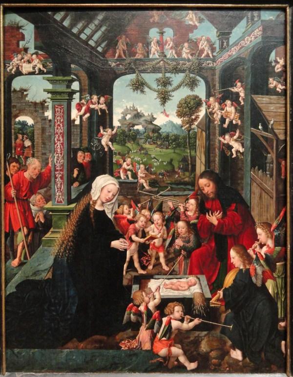 File Adoration Of Christ Child . 1515 Jacob