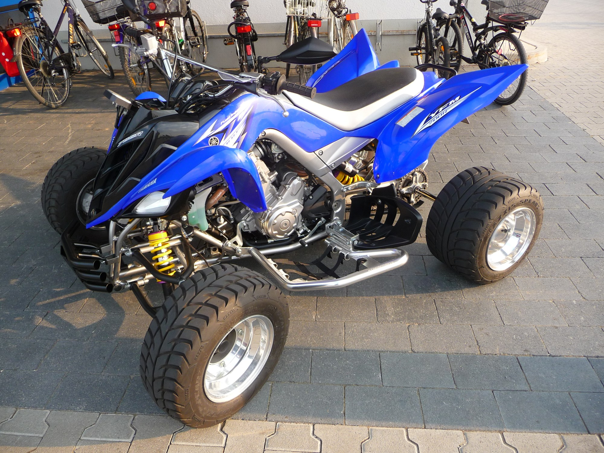 hight resolution of yamaha raptor 700r