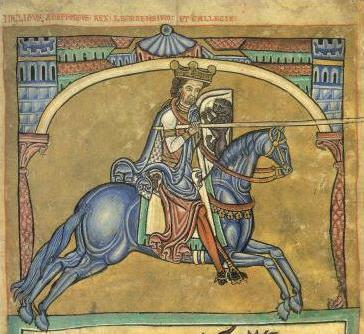 Afonso IX, Rei de León