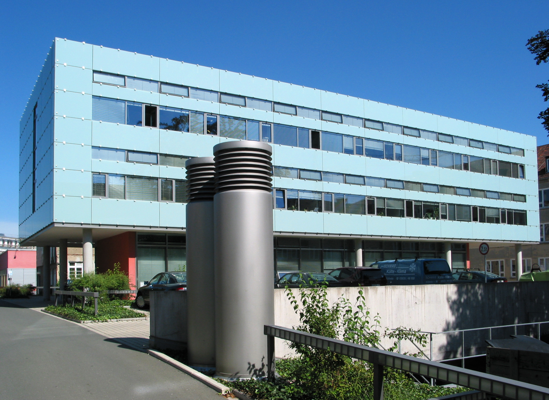 File Bauhaus Universitat Weimar Neubau Der Fakultat Bauningenieurwesen