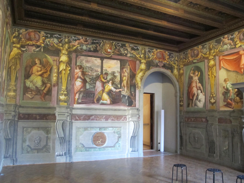 FileCasa vasari FI salone parete 02JPG  Wikimedia Commons