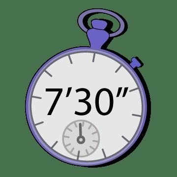 file chrono 7 30