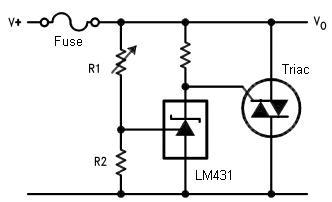Dual redundant BEC + overvoltage protection (crowbar