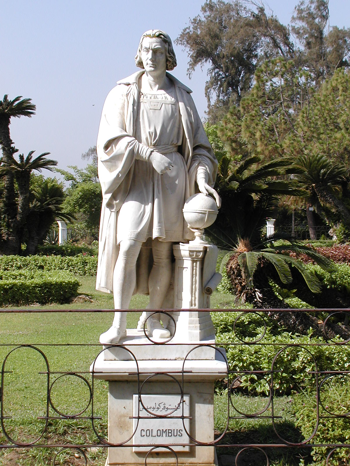 List Of Monuments And Memorials To Christopher Columbus