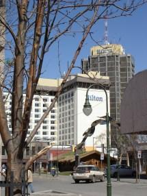 File Hilton Hotel Downtown Anchorage Alaska
