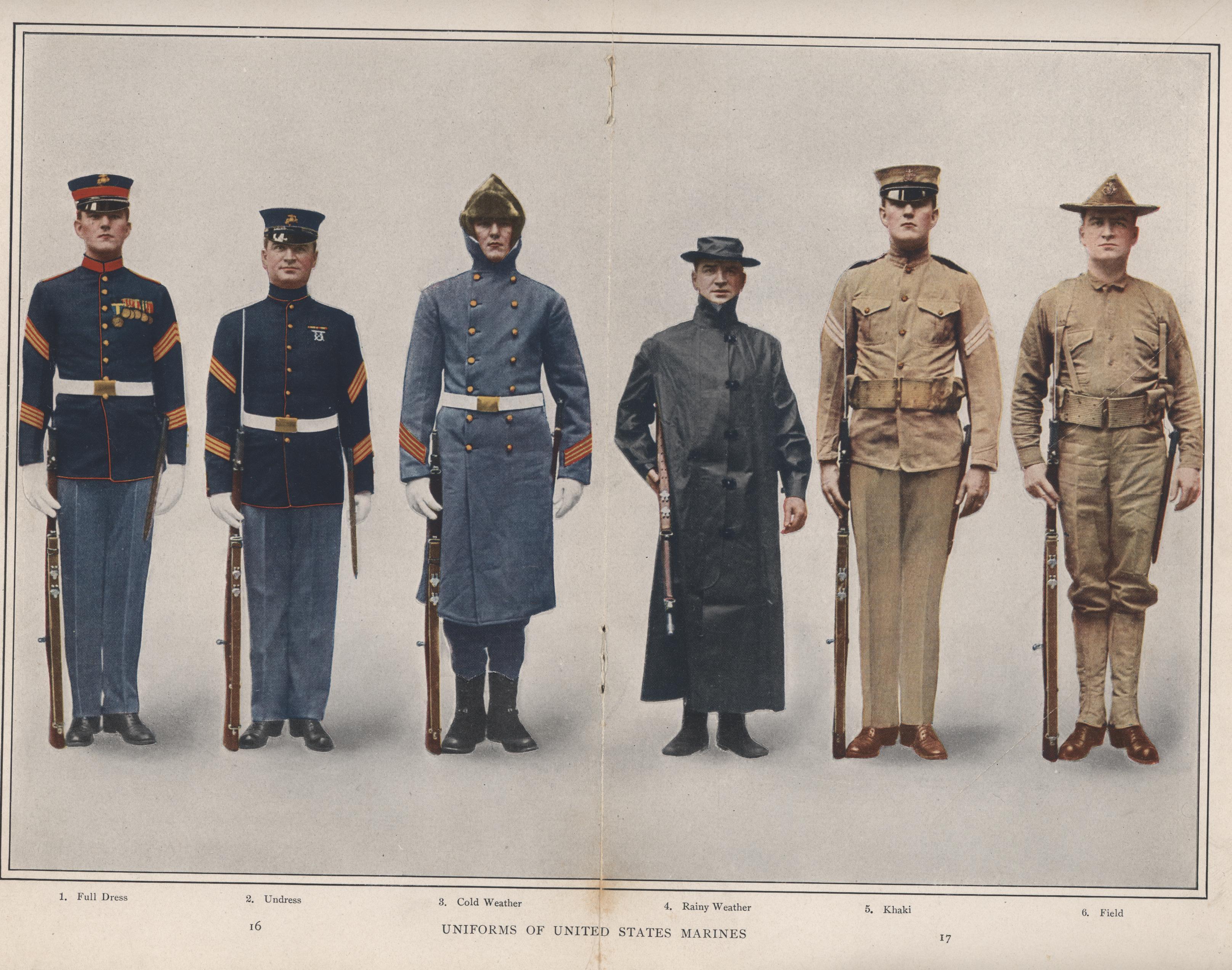 File Marine Corps Uniforms