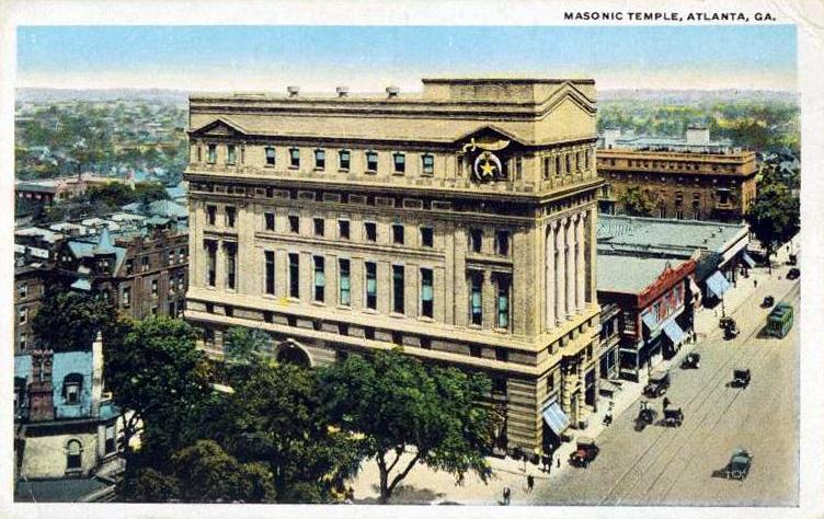 Masonic Temple Atlanta  Wikipedia