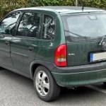 File Opel Corsa B 1 2 16v Edition 2000 5 Turer Facelift Rear Jpg Wikimedia Commons