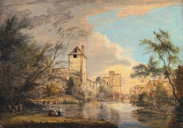 Paul Sandby Paintings