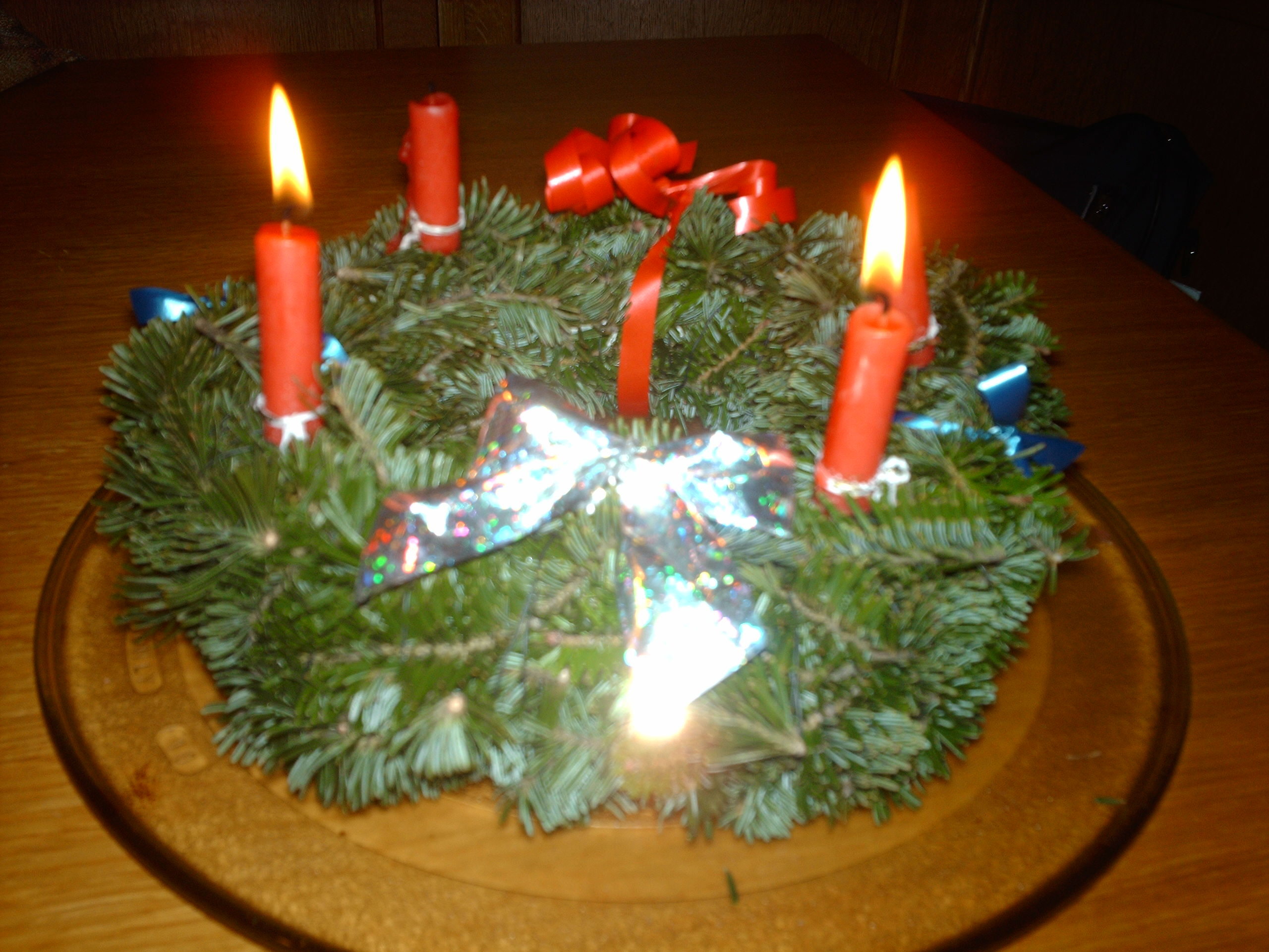 Second Advent Week