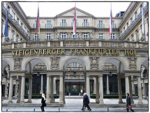 Hotel Steigenberger Frankfurt Hof