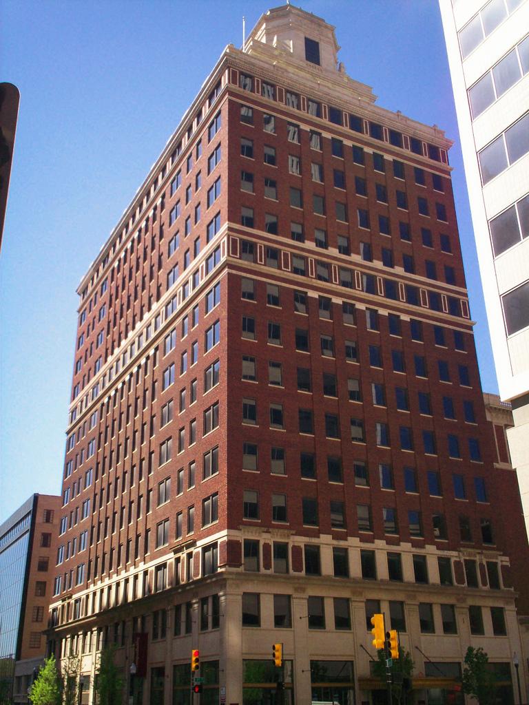 Thompson Building  Wikipedia