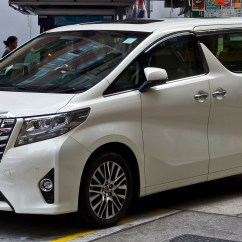 All New Alphard Vs Vellfire Toyota Agya Trd Sportivo Wikipedia