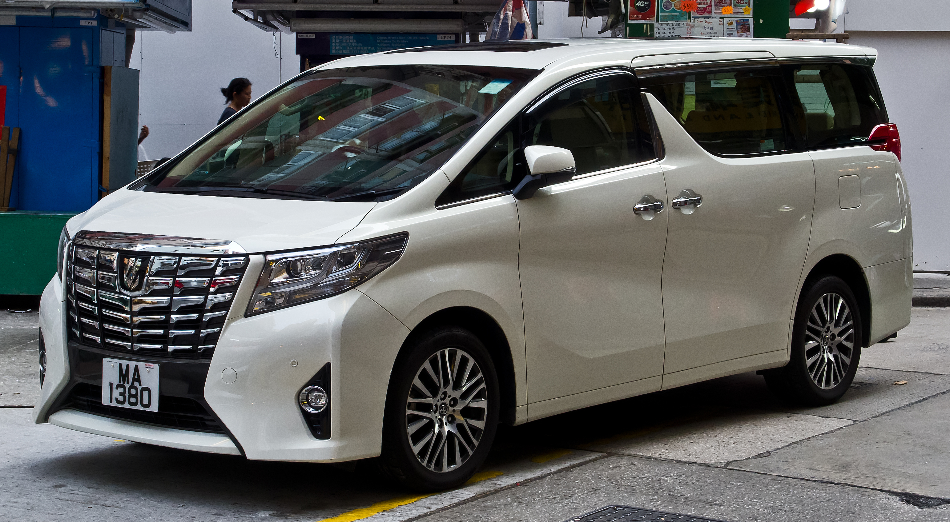 harga all new vellfire corolla altis on road price toyota alphard wikipedia